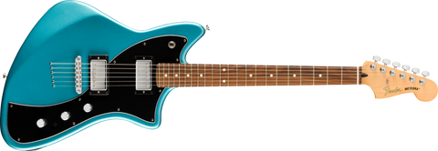Fender Meteora, Pau Ferro Fingerboard, Lake Placid Blue