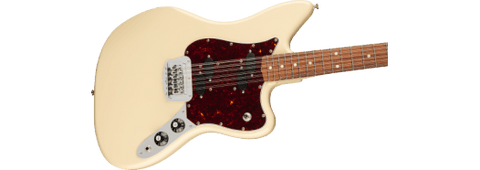 Fender Electric XII, Pau Ferro Fingerboard, Olympic White