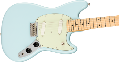Guitarra Eléctrica Fender  Mustang Player Maple