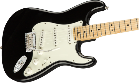 Guitarra Eléctrica Fender Player Stratocaster, Maple Fingerboard, Black