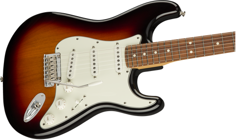 Guitarra Electrica Fender Player Stratocaster, Pau Ferro Fingerboard, 3-Color Sunburst