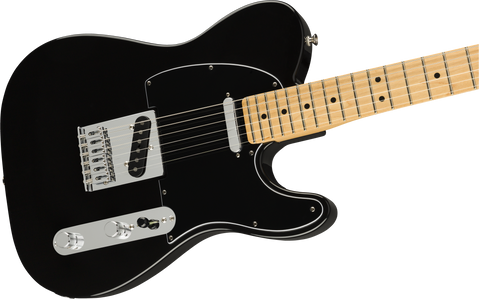 Guitarra Eléctrica Fender Player Telecaster, Maple Fingerboard, Black