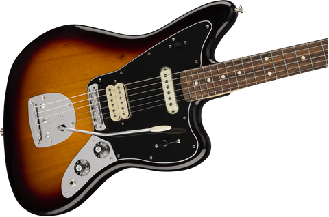 Guitarra Fender Player Jaguar, Pau Ferro Fingerboard, 3 Color Sunburst