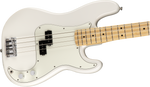 Bajo Eléctrico Fender Player Precision Bass, Maple Fingerboard, Polar White