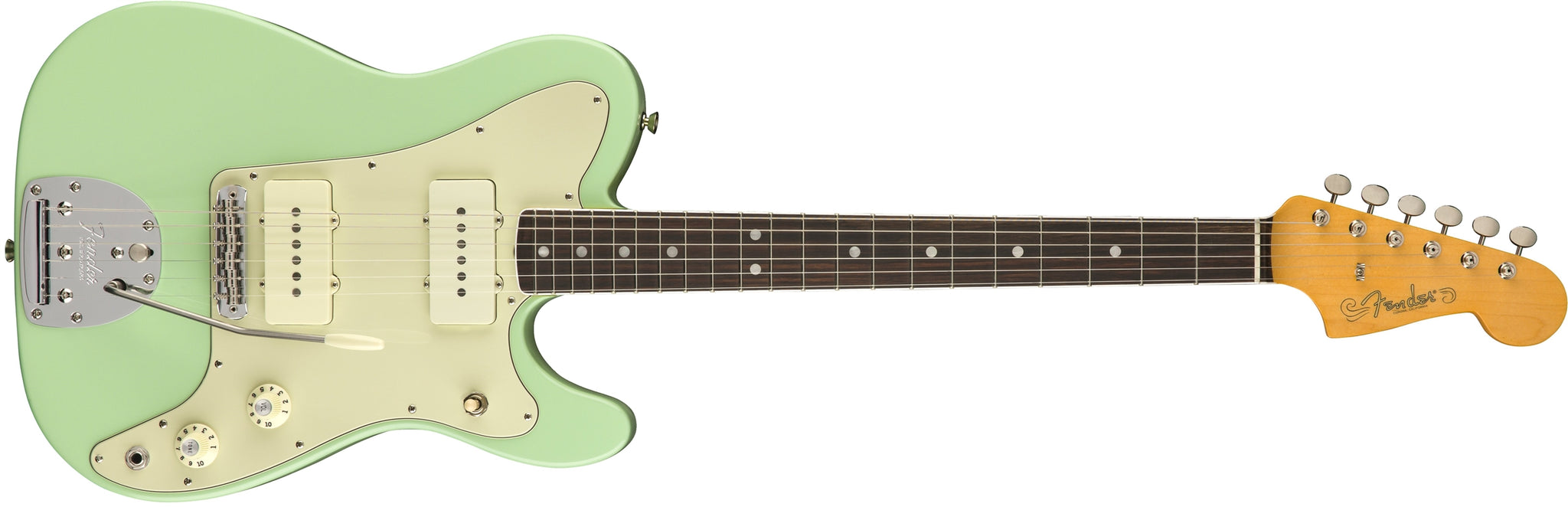 Limited Edition Jazz-Tele, Rosewood Fingerboard, Surf Green