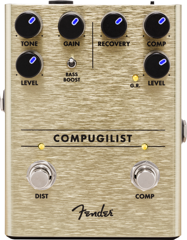 Compugilist Compressor/Distortion