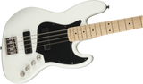 Bajo Eléctrico Squier Contemporary Active Jazz Bass® HH, Maple Fingerboard, Flat White