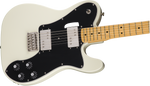 Guitarra Eléctrica Squier Classic Vibe '70s Telecaster Deluxe, Maple Fingerboard, Olympic White