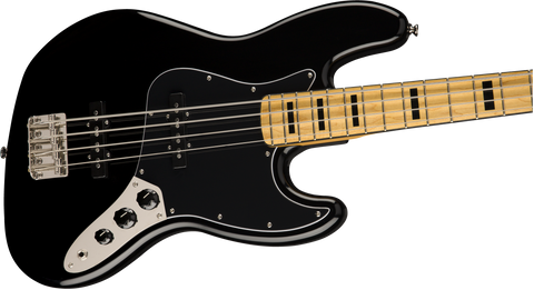 Bajo Eléctrico Squier Classic Vibe '70s Jazz Bass, Maple Fingerboard, Black