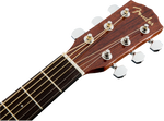 Guitarra Acústica Fender CD-60S Dreadnought, Walnut Fingerboard, Natural