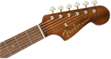 Guitarra Electroacústica Fender Redondo Player, Walnut Fingerboard, Sunburst