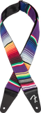 "Tahali Fender 2"" Serape Strap - Purple Multi"