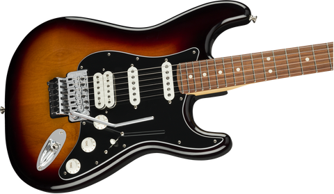 Guitarra Eléctrica Fender Player Stratocaster with Floyd Rose, Pau Ferro
