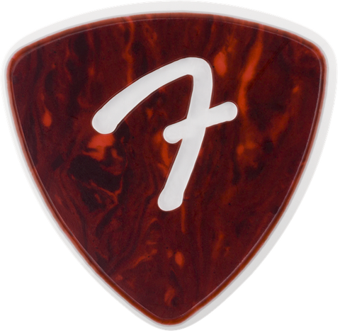 Plumillas Fender F Grip 346 Picks, Shell, (3)