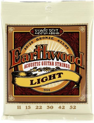 Ernie Ball Guitarra Acústica Earthwood Light