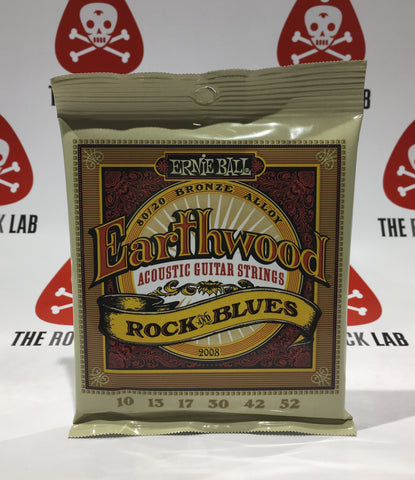 ERNIE BALL EARTHWOOD 10-52