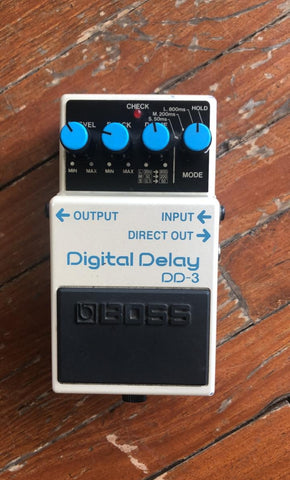 Digital Delay Boss DD-3