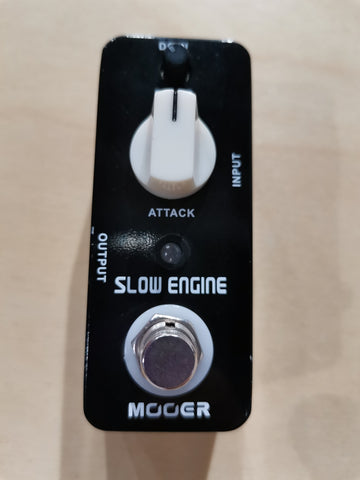 PEDAL MOOER SLOW ENGINE