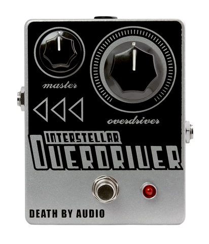 DEATH BY AUDIO INTRSTELLAR OVERDRIVER