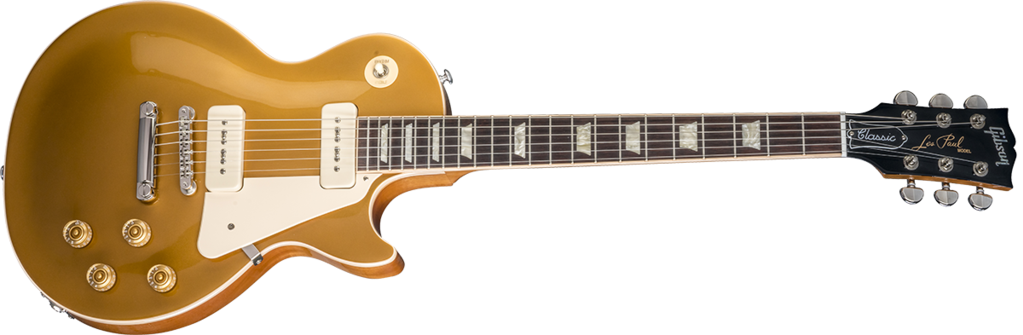 GIBSON LES PAUL CLASSIC T 2018 GOLD TOP