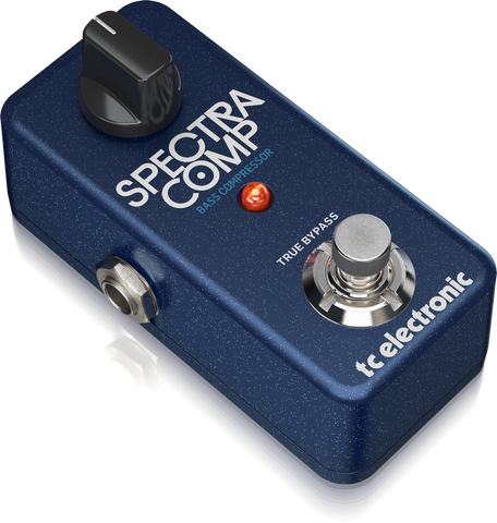 PEDAL T.C. P/BAJO SPECTRACOMP BASS COMP.