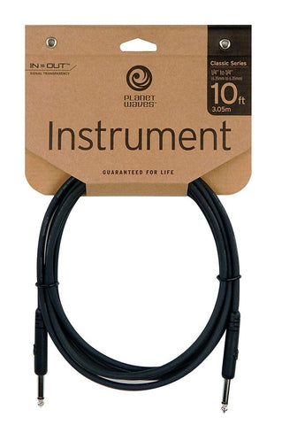 Cable Planet Waves Para Instrumento PW-CGT-10