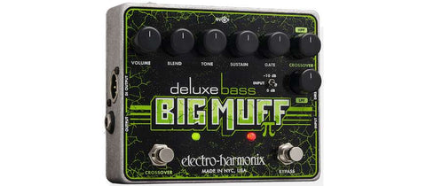 Deluxe Big Muff Bass