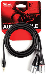 CABLE PLANET WAVES PWMPXLR06