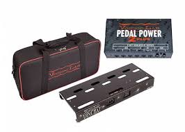 Dingbat SMALL Pedalboard with Pedal Power 2 PLUS