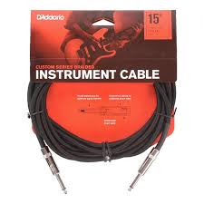 CABLE PLANET WAVE PARA INSTRUMENTO PWBG15BK
