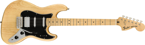 FENDER SIXTY-SIX MN NAT