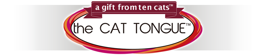 the CAT TONGUE logo