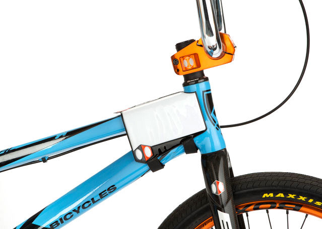 BOX TWO Bicycle Side Number Plate