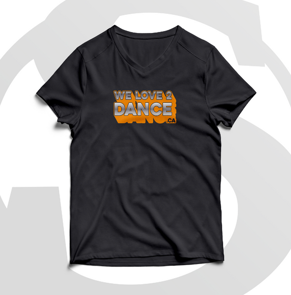 "Ben Liebrand Men's ""We Love 2 Dance"" V-Neck"