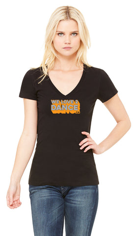 "Ben Liebrand Ladies' ""WeLovetoDance.ca"" V-Neck"