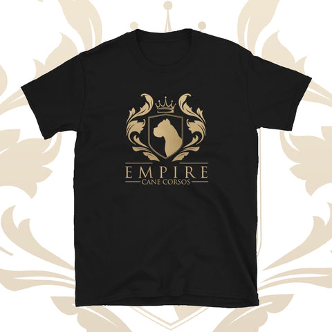 Empire Cane Corsos Short-Sleeve Unisex T-Shirt