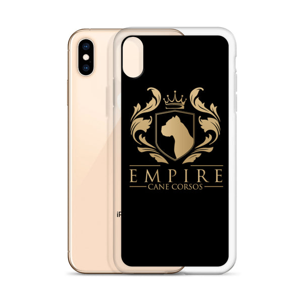 Empire Cane Corsos iPhone Case