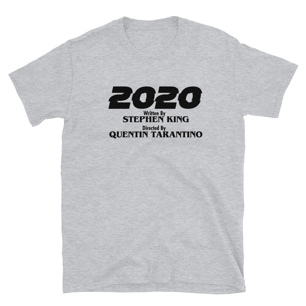 2020 Movie Short-Sleeve Unisex T-Shirt