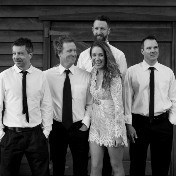 5 Piece Pop/Rock/Soul Band - Wedding Reception