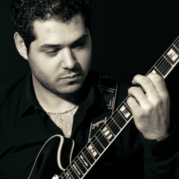 Solo Jazz guitarist - Public event