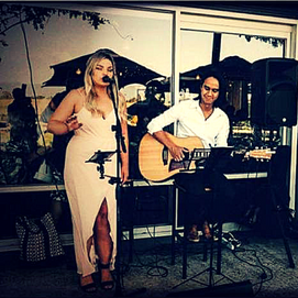 Pop/Soul Acoustic Duo - Wedding Ceremony, Canapés & Reception