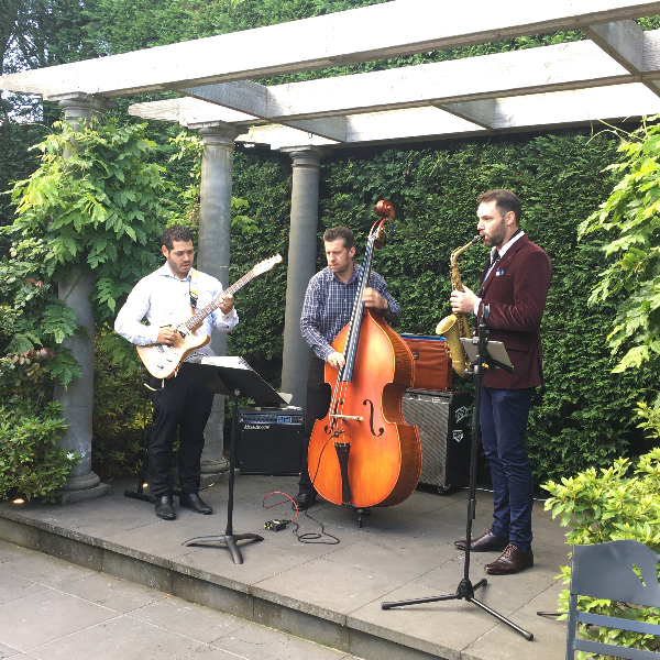 Jazz Trio - Public event