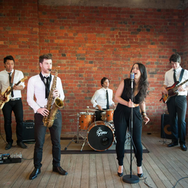 5 piece Band - Wedding Reception