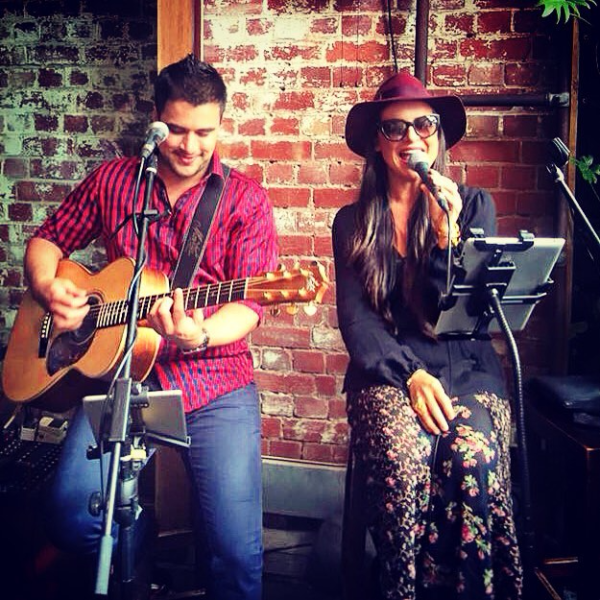 Pop/Soul Duo Acoustic Duo - Private event