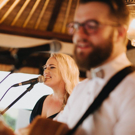 Soul / RnB / Pop Duo   Male and Female Vocals - Wedding Reception