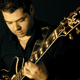 Solo Jazz guitarist - Private event