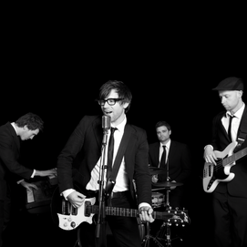 4 Piece Pop Rock Band - Wedding Reception