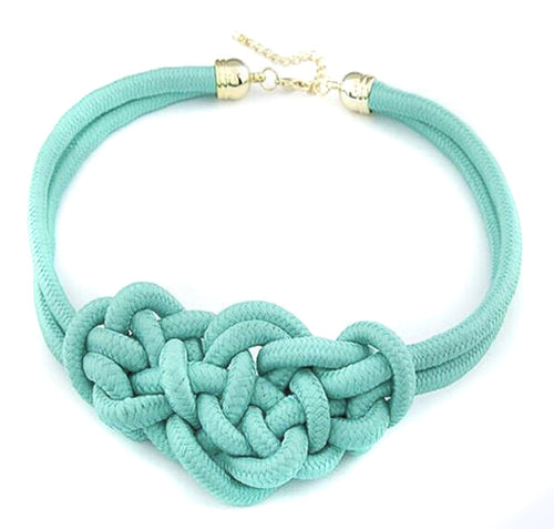 Knot Today - Turquoise