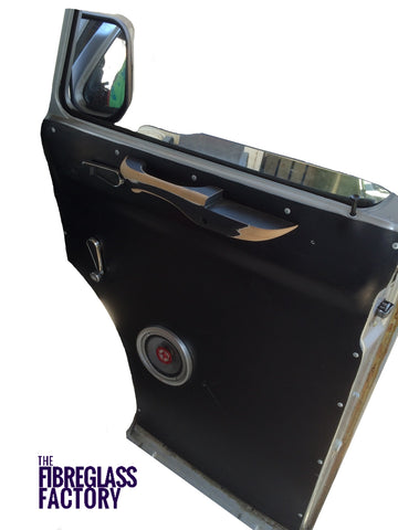 Bedford CF Van Door Trims Slimline