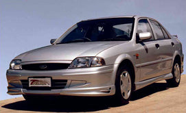 KQ Front Spoiler to suit Ford Laser Hatch (4/2001 - 2002) F2 BODYKIT